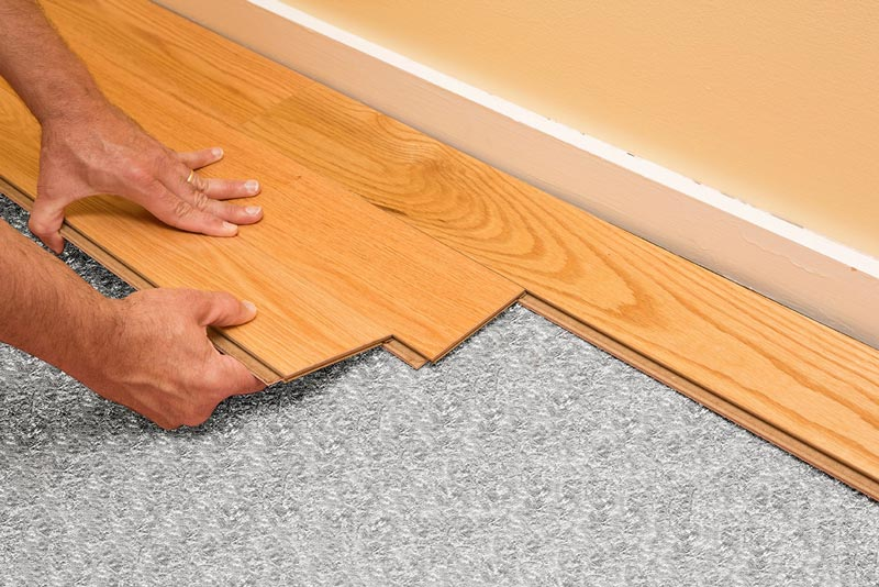Whisper Walk Foam Underlayment Jona Panel Sales Inc Jona Panel